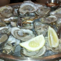 Photo taken at Shaw's Crab House by Michael N. on 10/11/2011