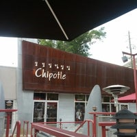 Photo taken at Chipotle Mexican Grill by John M. on 8/26/2012