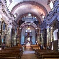 Photo taken at Iglesia De Santo Domingo by Alex L. on 9/2/2012