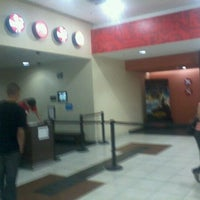 Photo taken at Cinemark by Rafael N. on 1/10/2012