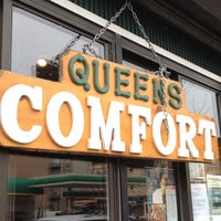 Photo taken at Queens Comfort by Dara E. on 3/25/2012