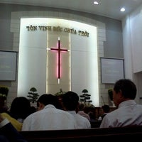 Photo taken at Da Nang Protestant Church by Yancy T. on 1/22/2012