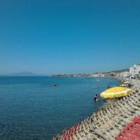 8/24/2012 tarihinde Hande Ş.ziyaretçi tarafından Küçükkuyu Sahili'de çekilen fotoğraf