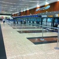 Photo taken at José Joaquín de Olmedo International Airport (GYE) by Johan Stark C. on 12/22/2011