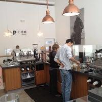 Снимок сделан в Primo Passo Coffee Co. пользователем Jessica A. 8/18/2012