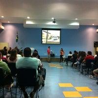 Photo taken at Instituto Padre Haroldo by Rodrigo F. on 3/17/2012