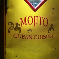 Photo taken at Mojito Cuban Cuisine by Nina M. on 2/22/2012