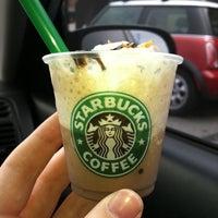 Photo taken at Starbucks by Marisa O. on 5/7/2011
