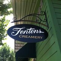Photo taken at Fentons Creamery & Restaurant by David C. on 9/11/2011