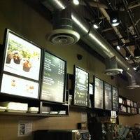 Photo taken at Starbucks by Katerina💠 on 3/28/2012