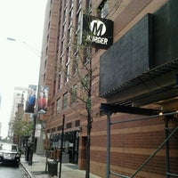 Photo taken at M Burger by Jayden J. on 9/18/2011