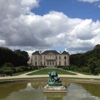 Photo taken at Musée Rodin by Jon S. on 8/26/2012