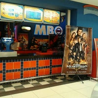 Photo taken at MBO Cinemas by Oliver Yong D. on 9/3/2011