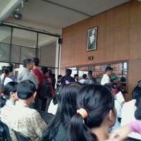 Photo taken at Kantor Dinas Kependudukan & Catatan Sipil kota Denpasar by Kecek P. on 6/21/2012