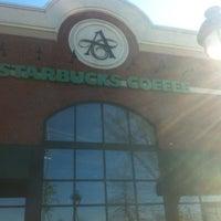 Photo taken at Starbucks by Justin L. on 1/14/2012