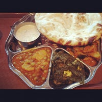 Photo taken at Curry House by Stephanie A. on 7/14/2012
