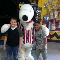 Photo taken at Camp Snoopy by Kevin H. on 7/3/2012
