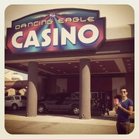 Photo taken at Dancing Eagle Casino by Brian Q. on 7/3/2012