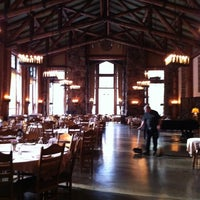 Photo taken at Mountain Room Restaurant by Emily T. on 2/13/2012