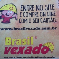 Photo taken at Brasil Vexado by Rodrigo B. on 1/30/2011