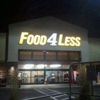 Photo taken at Food 4 Less by Matthew S. on 11/14/2011