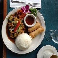 Photo taken at Marlai Thai Cuisine by Tony The Tiger on 12/19/2011