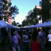Photo taken at City Centre Farmers' Market by gfreeYEG on 9/10/2011