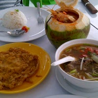 Photo taken at Restaurant Kelantan by ell on 2/4/2012
