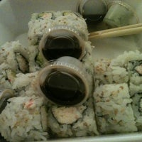 Photo taken at Tokyo Sushi by Jasmine S. on 6/29/2012
