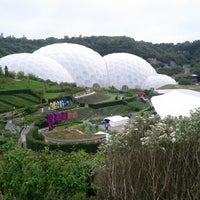 Photo taken at The Eden Project by Chris G. on 6/25/2012