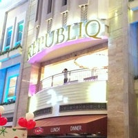 Photo taken at Republiq by Peter W. on 12/22/2011