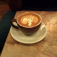 Photo taken at Think Coffee by Josh P. on 9/12/2011