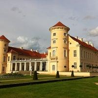 Photo taken at Schloss Rheinsberg by Uwe H. on 7/1/2011
