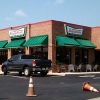 Photo taken at Krispy Kreme Doughnuts by Zach R. on 8/22/2011