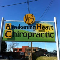 Photo taken at Awakening Heart Chiropractic by Steph A. on 1/30/2012