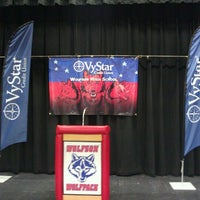 Photo taken at Samuel Wolfson Senior High School by Stephanie B. on 9/21/2011