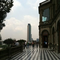 Photo taken at Museo Nacional de Historia (Castillo de Chapultepec) by David P. on 7/17/2012