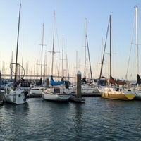 Photo taken at South Beach Marina by James T. on 5/25/2012