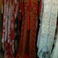 Photo taken at Qassehku Bridal by Nor Syafawati I. on 3/30/2012