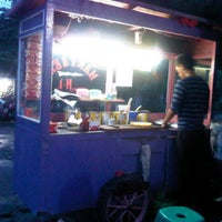 Photo taken at Martabak Mini by Caesar A. on 6/11/2012