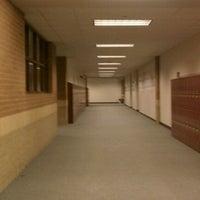 Photo taken at Beck Junior High by Sean G. on 9/2/2011