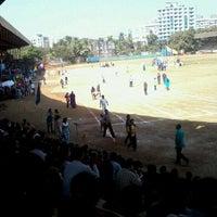 Photo taken at Shahaji Raje Krida Sankul (Andheri Sports Complex) by Dinks S. on 12/2/2011