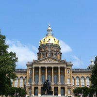 Photo taken at Iowa State Capitol Building by ariq d. on 5/26/2012