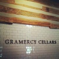 Photo taken at Gramercy Cellars Tasting Room by Jose D. on 8/28/2012