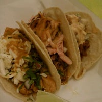Photo taken at Toloache Taqueria by Jessica S. on 2/18/2011
