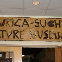 Photo taken at Jurica-Suchy Nature Museum - Benedictine University by Benedictine U. on 1/3/2012
