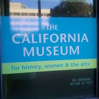 Photo taken at The California Museum by Kyla A. on 9/22/2011