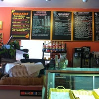 Photo taken at Java Point Cafe by Melanie L. on 7/24/2011