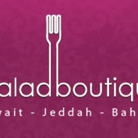 Photo taken at Salad Boutique by Ali A. on 1/20/2011
