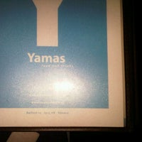 Photo taken at Yamas food & drinks by Kelly on 3/10/2011